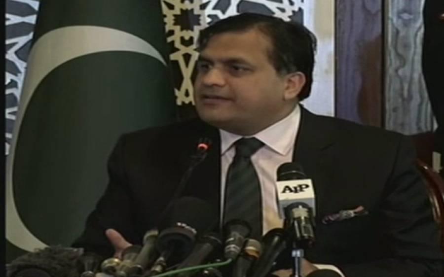 بھارتی جاسوس پاکستان میں دہشتگردی کاچہرہ ہے،کلبھوشن یادیو کوانسانی ہمدردی کی بنیاد پر ملاقات کی اجازت دی گئی،ترجمان دفتر خارجہ