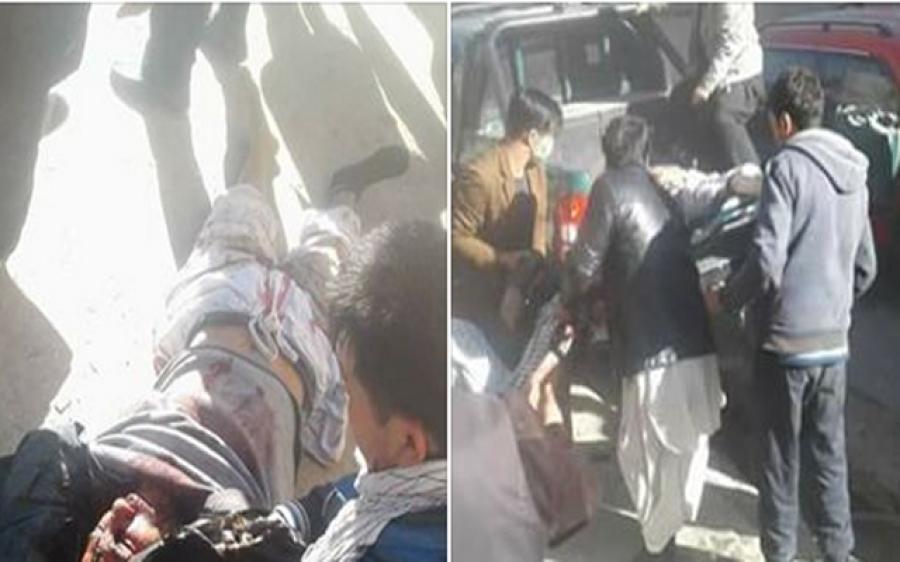 افغانستان میں ثقافتی مرکز پر خود کش حملہ، 40افراد ہلاک ،2 درجن سے زائد زخمی، مرنے والوں میں 3 صحافی بھی شامل