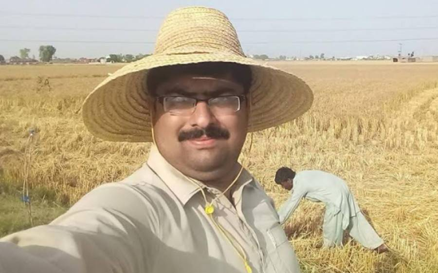 '' زرعی انقلاب کے لئے ضروری ہے کہ محکمہ زراعت چھوٹے زمینداروں کو جدید ٹیکنالوجی استعمال کرنے پر آمادہ کرے ''ترقی پسند زمیندارچودھری باسط مصطفٰی