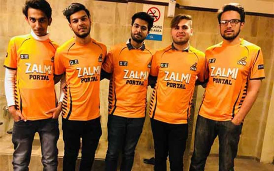پشاور زلمی کا تعاون، پاکستانی گیمرز کی ٹیم چین پہنچ گئی