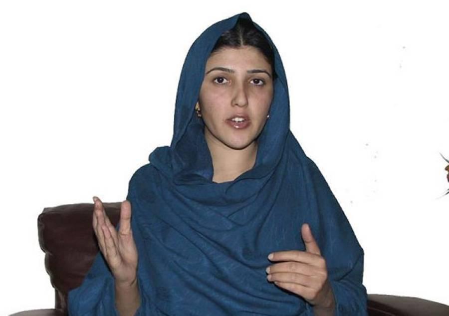''قرآن پاک میں لکھا ہے کہ ہم سے پہلے کئی قومیں اس وجہ سے تباہ ہوگئیں کیونکہ وہ ۔ ۔ ۔'' عائشہ گلالئی پھرمیدان میں، مبینہ شادی پر عمران خان کیخلاف انتہائی سنگین بات کہہ دی