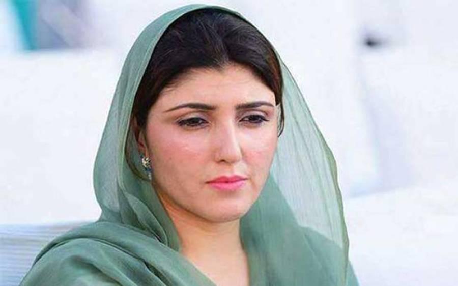 عمران خان کو میرے والد کے ساتھ کمرے میں بندکردیں، چیئر مین تحریک انصاف دو منٹ میں رو دیں گے :عائشہ گلالئی