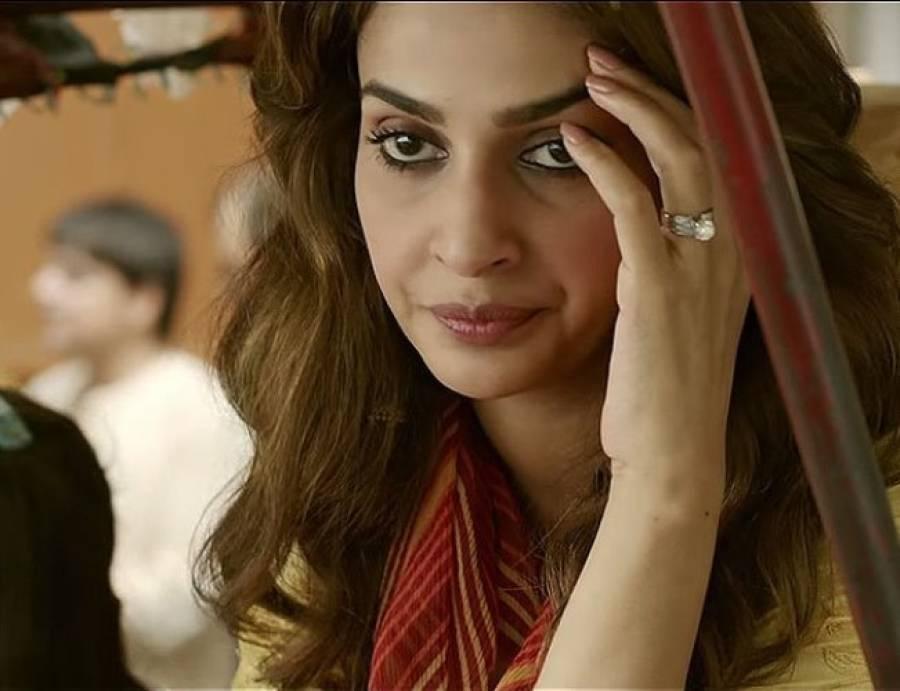 """صباقمر بھارتی ایوارڈ """"فلم فیئر"""" میں بہترین اداکارہ کیلیے نامزد"""