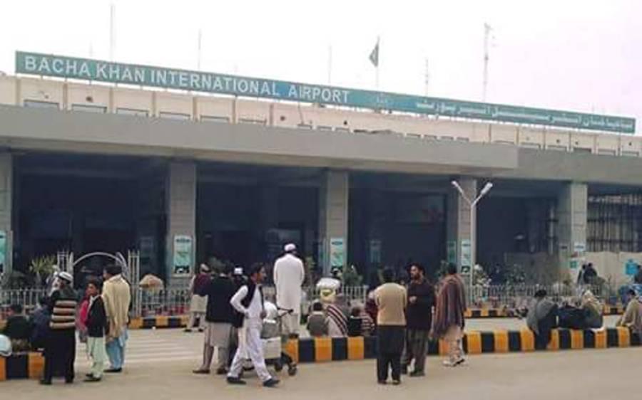 پشاور، کسٹمز حکام کی باچا خان انٹرنیشنل ایئر پورٹ پر کارروائی،230 تولے سونا برآمد،6 ملزم گرفتار