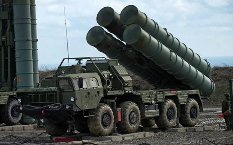 روس نے چین کو ایس 400 میزائل نظام کی ترسیل شروع کردی