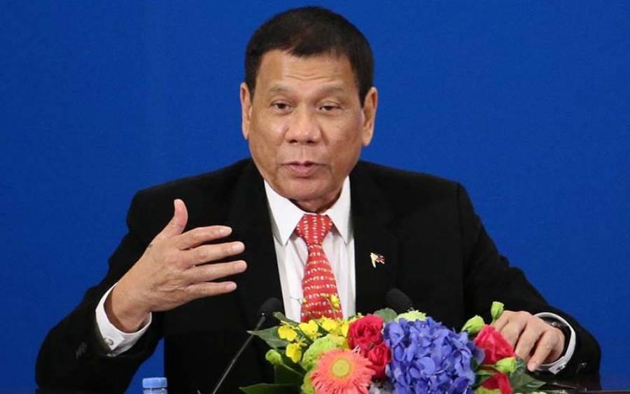 فلپائنی باشندے روزگار کے حصول کے لئے کویت جانے کی کوشش نہ کریں :صدر