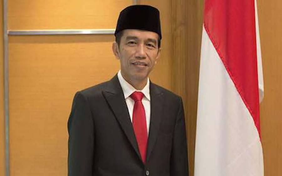 انڈونیشیا کے صدرپاکستان کے دو روزہ دورے پر 26جنوری کو پاکستان آئیں گے
