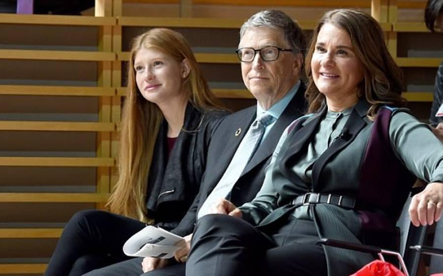 دنیا کے امیر ترین آدمی بل گیٹس کی بیٹی کی تصاویر پہلی مرتبہ منظر عام پر آگئیں، یہ کیا کرتی ہے؟ پوری دنیا میں دھوم مچادی