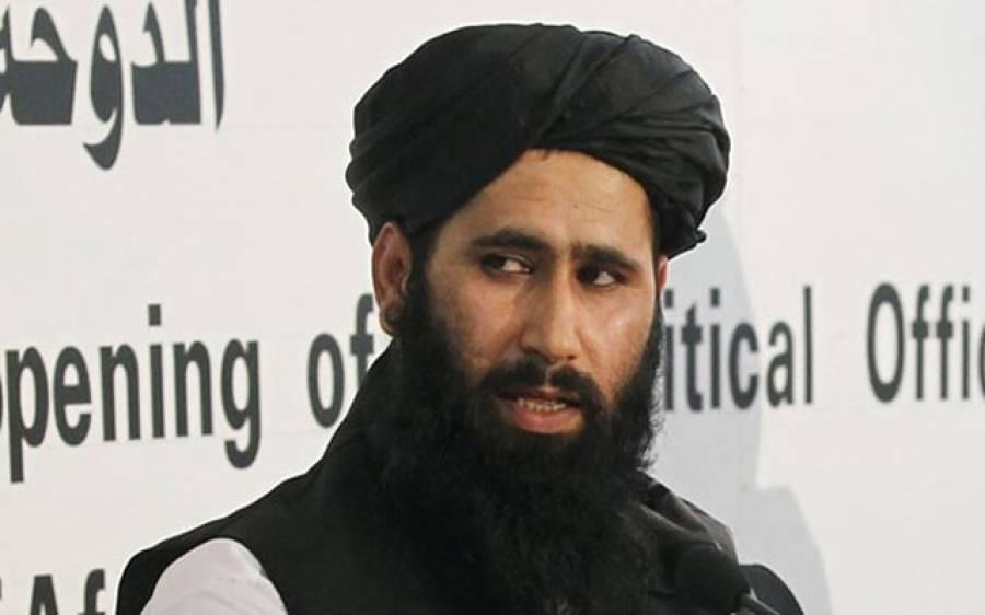 ہماری جنگ افغان حکومت سے نہیں امریکا سے رہی ہے: طالبان ترجمان