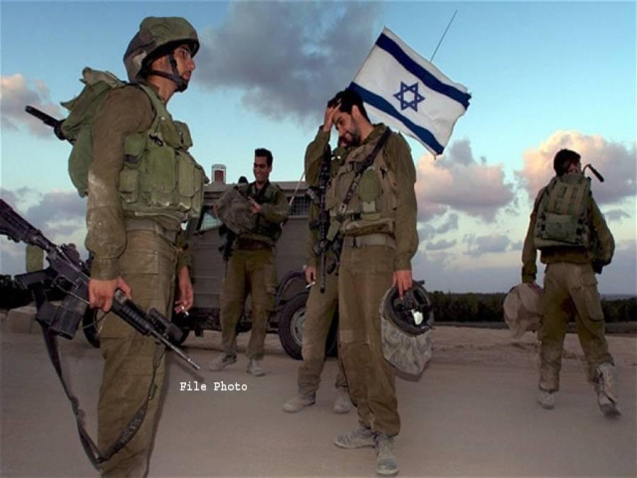 القدس، فلسطینی قصبات کو اسرائیلی فوج کے کنٹرول میں دینے کا فیصلہ