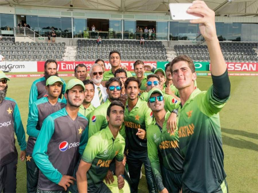 انڈر 19 ورلڈ کپ : پاکستان اور افغانستان کے درمیان تیسری پوزیشن کیلئے میچ بارش کی وجہ سے منسوخ، فیصلہ ہو گیا