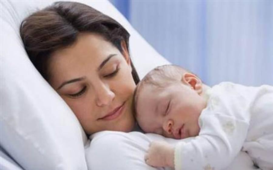 سائنسدانوں نے ماں بننے کے لئے خواتین کو بہترین عمر بتادی، سب اندازے غلط ثابت ہوگئے