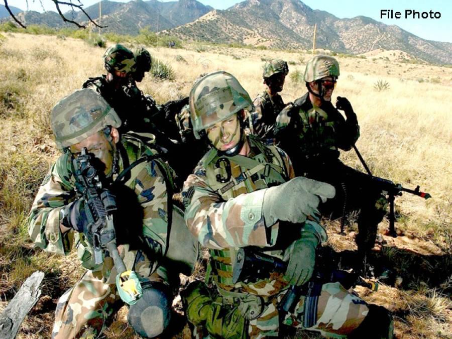 افغانستان میں نئی فضائی کارروائی کا مقصد سرحد پار دہشت گردی روکنا ہے: امریکی فواج