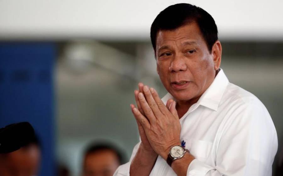 گولی ماردینا، جیل نہ بھیجنا: فلپائنی صدر
