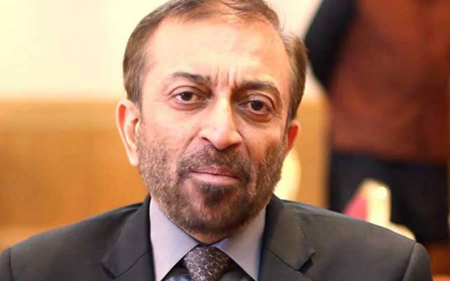 فارو ق ستار کو دھچکا، سینیٹ کا اہم امیدوار احمد چنائے دستبردار
