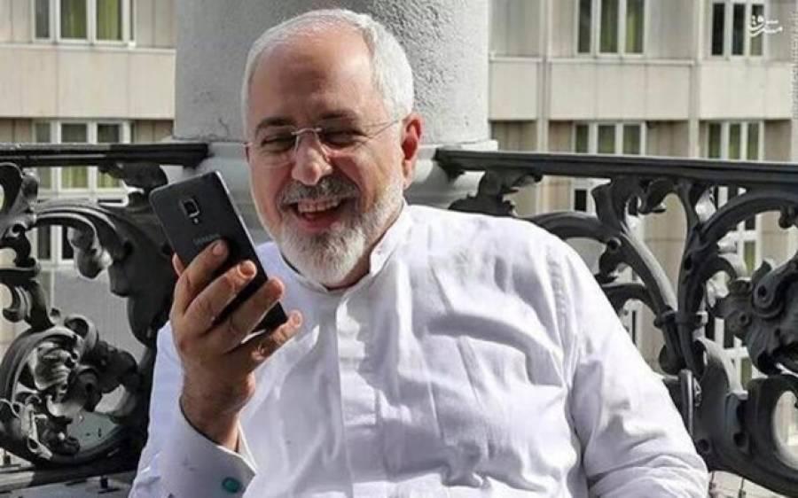 ایرانی وزیر خارجہ کی ''سام سانگ '' کے بائیکاٹ کی دھمکی