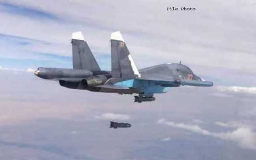 ترک جنگی طیاروں کی عفرین پر دوبارہ بمباری،19اہداف کو نشانہ بنایا