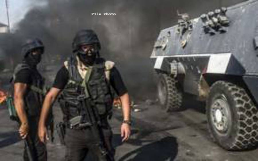 مصری فوج نے دہشت گردوں،جرائم پیشہ افراد کے خلاف آپریشن شروع کردیا
