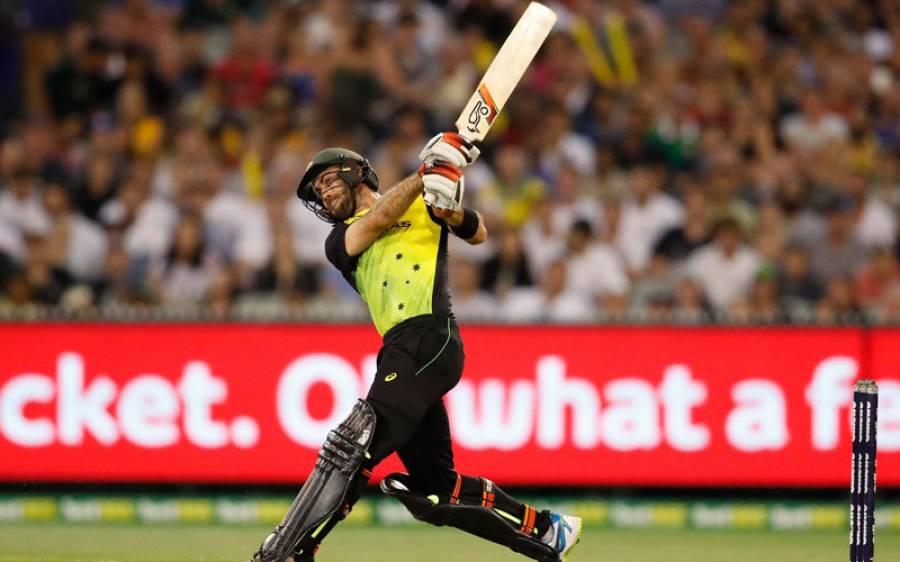 تین ملکی ٹی ٹوئنٹی سیریز،آسٹریلیا نے انگلینڈ کو7وکٹوں سے شکست دے
