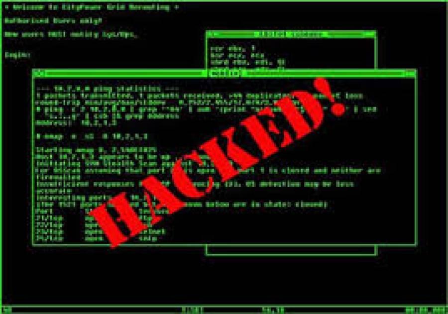 نامعلو م ہیکرزنے کویتی وزارت داخلہ کی ویب سائٹ ہیک کرلی