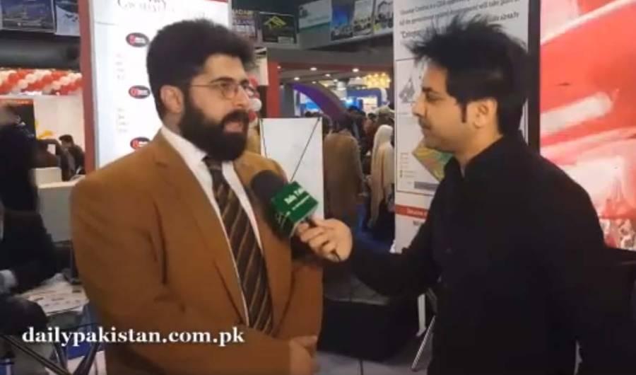 لاہور میں zameen.com کی جانب سے شاندار ایکسپو کا انعقاد ،شہریوں کی بڑی تعداد میں شرکت