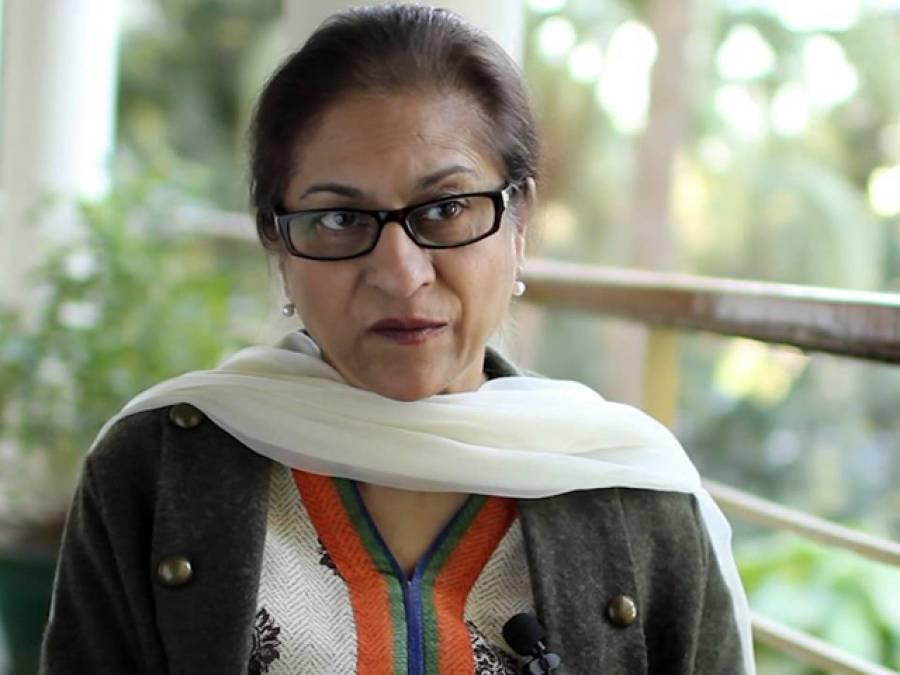 عاصمہ جہانگیر نے آخری آرام گاہ کے حوالے سے اپنی وصیت اپنے شوہر اور اہل خانہ سے پوشیدہ رکھی تھی