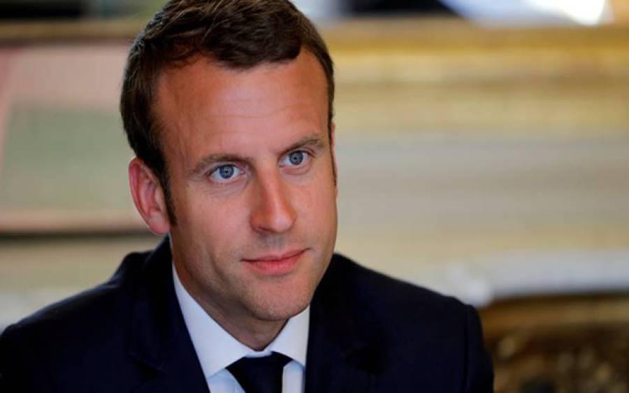 کیمیائی ہتھیاروں کے استعمال کے شواہد سامنے آنے پر شام میں حملے کئے جائیں گے:فرانسیسی صدر