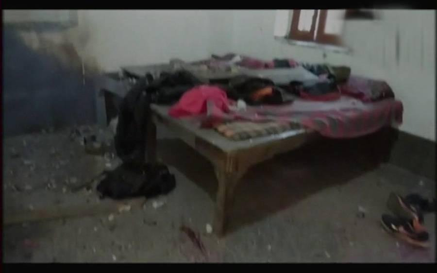 بھارتی ریاست بہار کی دھرم شالہ میں دھماکہ، ایک شخص زخمی