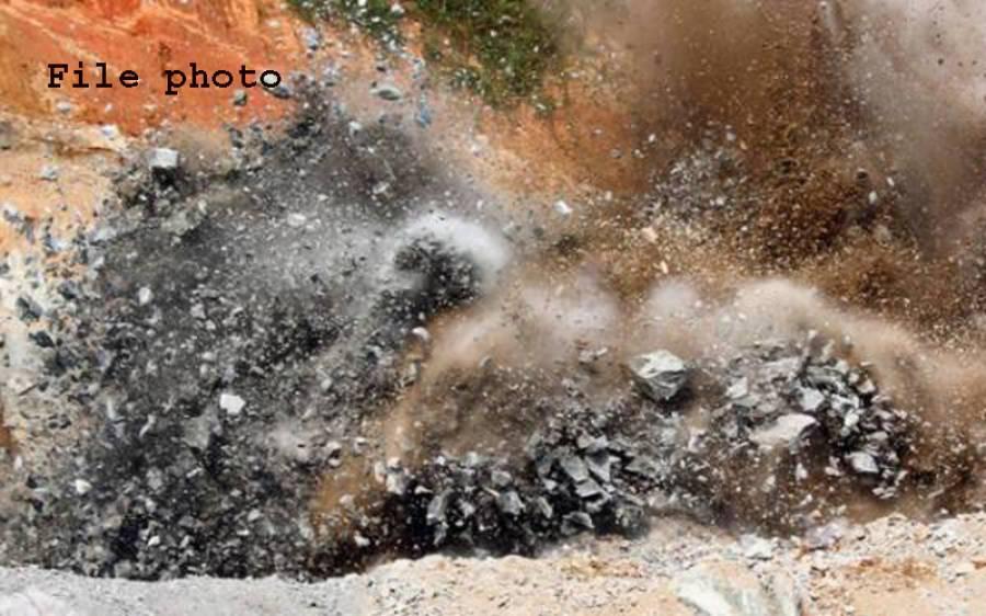 ہنگو:بارودی سرنگ کے دھماکے میں قبائلی رہنما جاں بحق،2 افرادزخمی