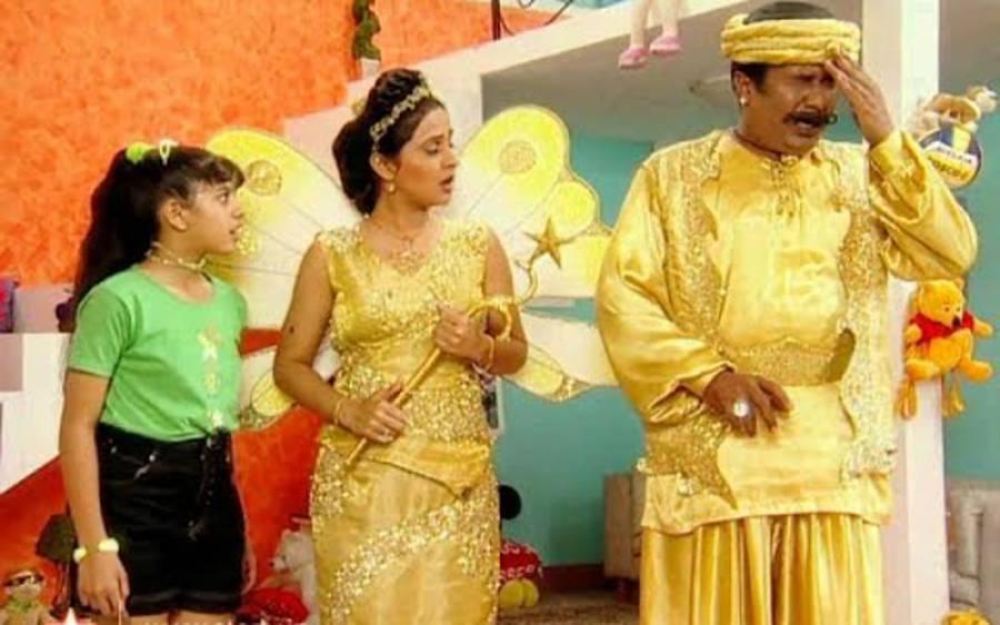 """پاکستان بھر میں مشہور ہونے والے بھارتی ڈرامے """"سون پری """"کی مرکزی اداکارہ' فروٹی 'اب کیسی نظر آتی ہے؟تصاویر دیکھ کر آپ بھی پلکیں جھپکنا بھول جائیں گے"""