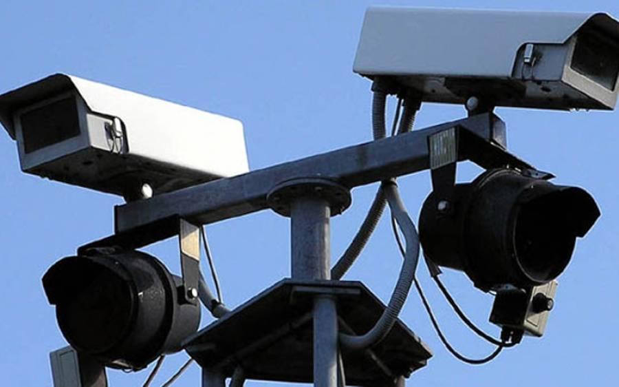 نواز شریف، شہباز کے گھروں کی سیف سٹی کیمروں سے نگرانی شروع