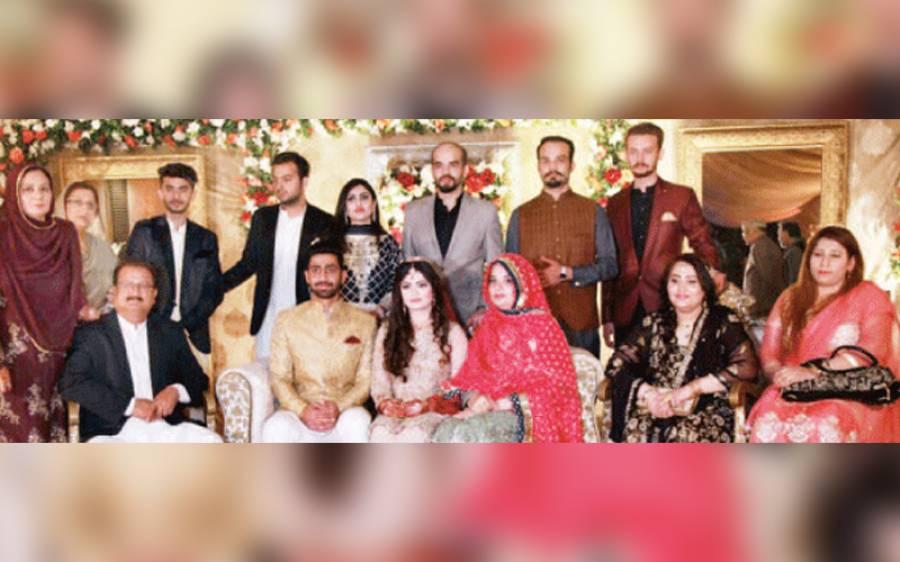قومی کرکٹر عثمان صلاح الدین رشتہ ازدواج سے منسلک