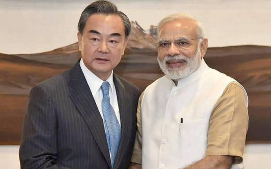 'اگر بھارتی فوج نے یہ کام کرنے کی کوشش کی تو چینی فوج روکنے کے لئے راستے میں کھڑی ہوجائے گی' چین سے واضح اعلان ہوگیا، بھارت کو ہلا کر رکھ دیا