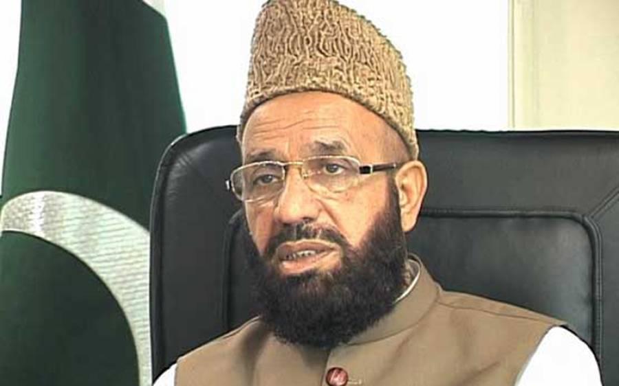 حج معاملات میں کابینہ کمیٹی رکاوٹ نہیں،عدالت جب حکم دے قرعہ اندازی کروادینگے:سردارمحمد یوسف
