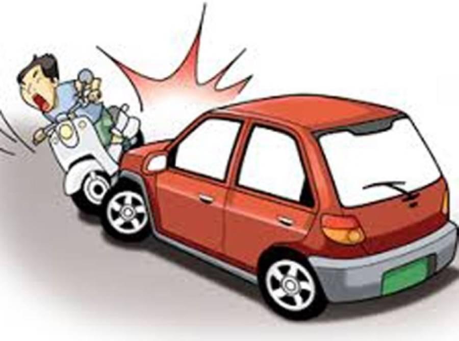 ٹوبہ ٹیک سنگھ میں ٹریفک حادثہ،2افراد جاں بحق،2شدید زخمی