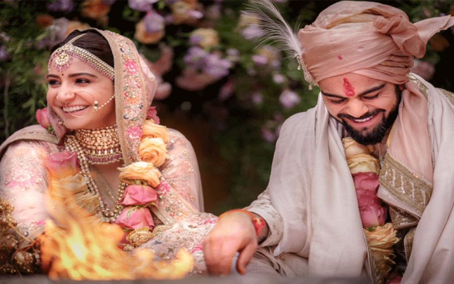 ویرات کوہلی نے انوشکا سے شادی کے بعد مہنگے ترین گھر کی تصاویر شیئر کردیں
