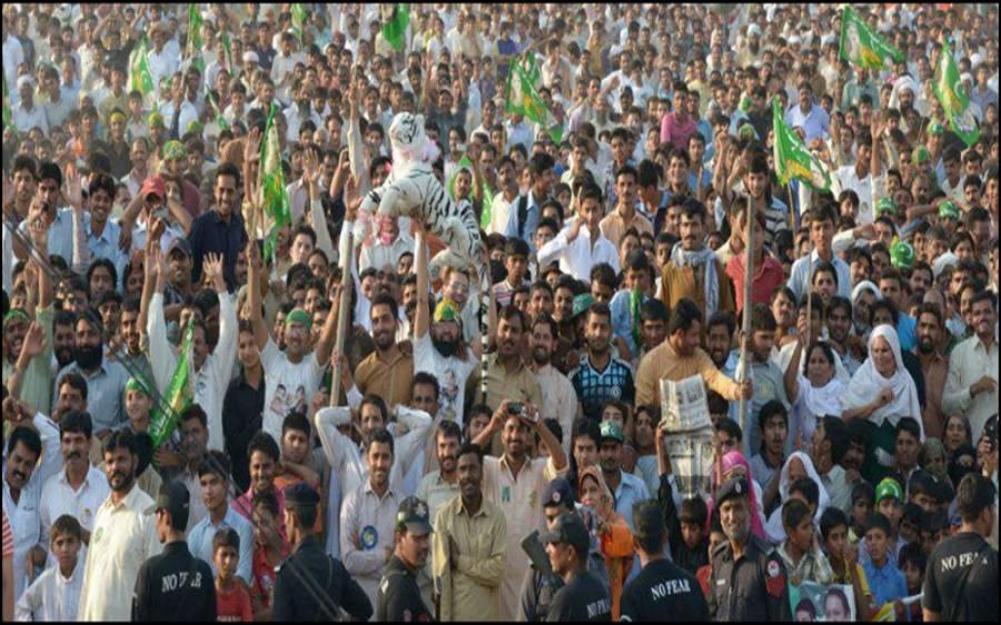 مسلم لیگ ن آج گوجرانوالہ میں سیاسی قوت کا مظاہرہ کرے گی، وزیراعلیٰ شہبازشریف خطاب کریں گے