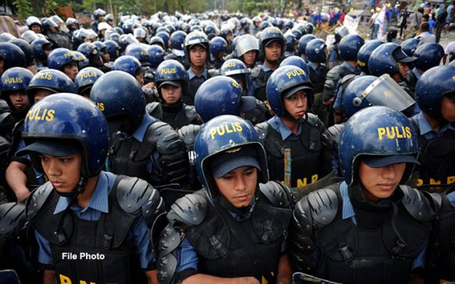 فلپائنی پولیس کے اعلی ترین اہلکاروں کے اختیارات میں غیرمعمولی اضافہ