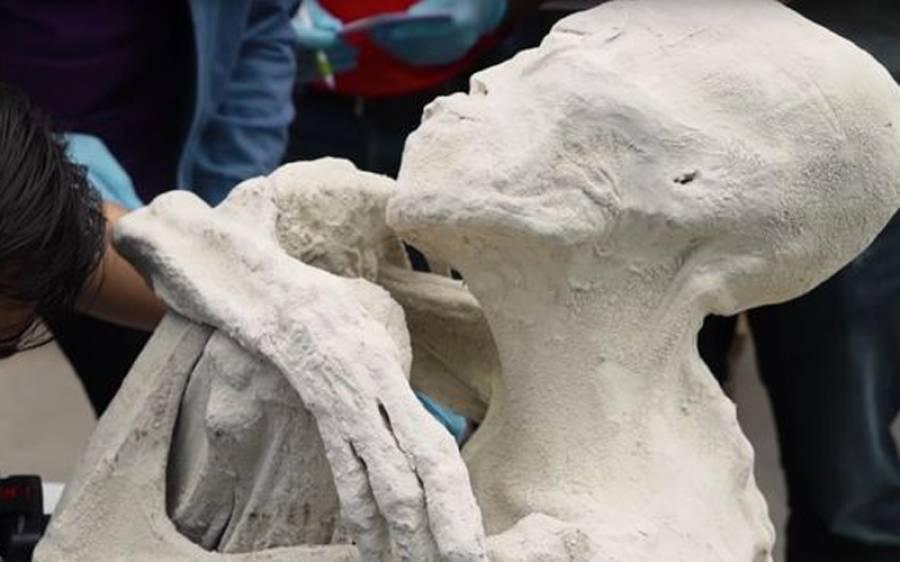 سائنسدانوں کو ہزاروں سال پرانا 3 انگلیوں والا ڈھانچہ مل گیا، پھر اس کا ٹیسٹ کیا گیا تو ایسا انکشاف کہ ہر کسی کے ہوش اُڑگئے، یہ مخلوق انسان نہیں بلکہ۔۔۔