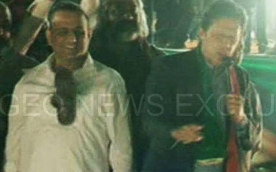 گجرات میں عمران خان پر جوتا پھینکنے والا شخص کہاں ہے؟ پتا چل گیا