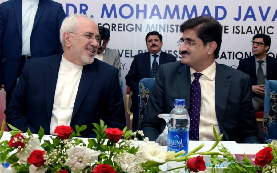 ایران کی سر زمین پاکستان مخالف سرگرمیوں کیلئے کبھی استعمال نہیں ہونے دیں گے :ایرانی وزیر خارجہ