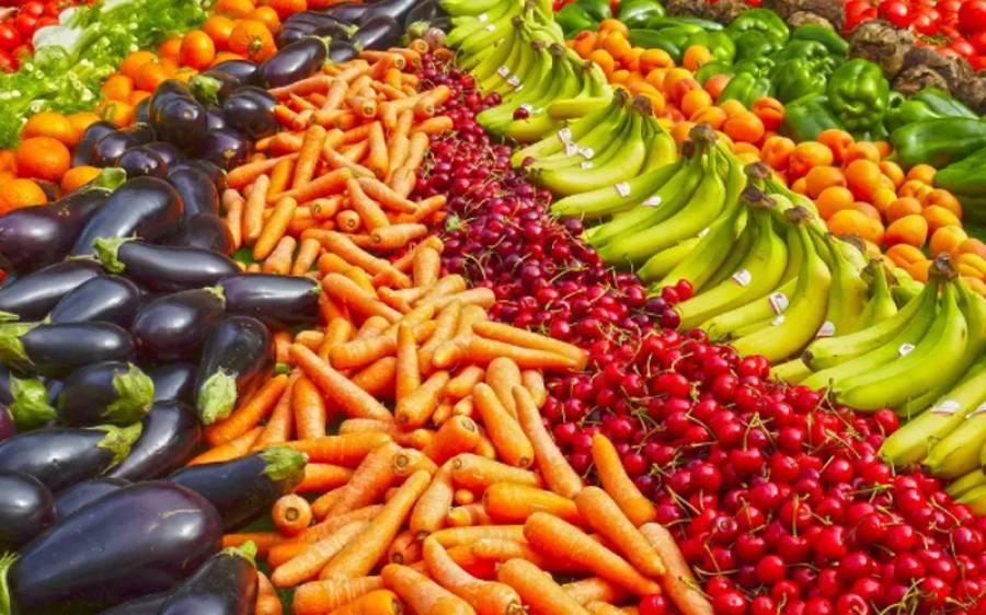 """بھارت سے آنیوالی سبزیاں' پھل """"وائرس زدہ"""" ہونے کا انکشا ف"""