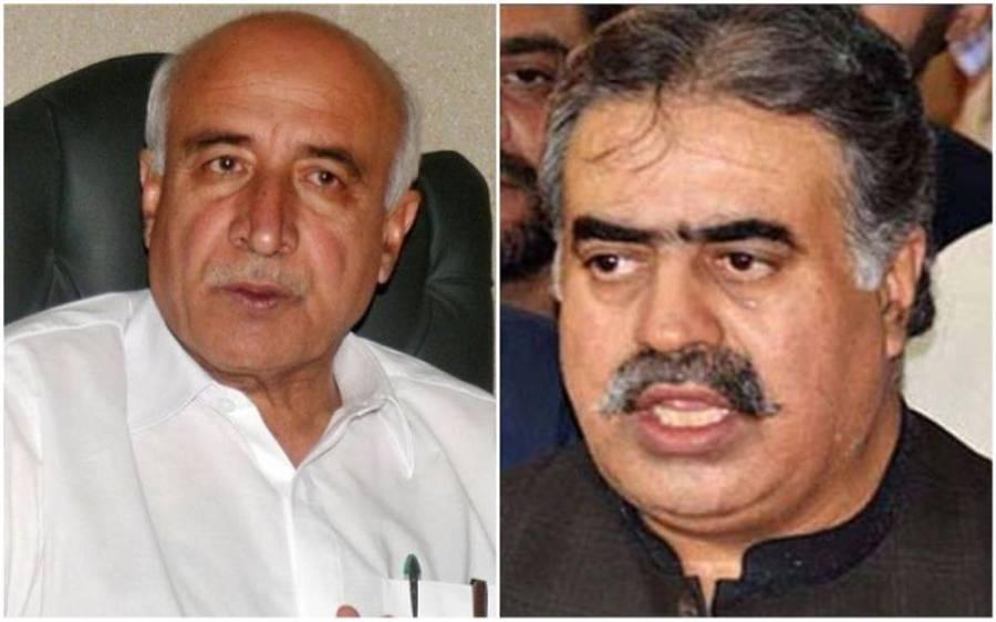 سابق وزراءاعلیٰ بلوچستان عبدالمالک بلوچ اور ثنااللہ زہری کل سپریم کورٹ طلب