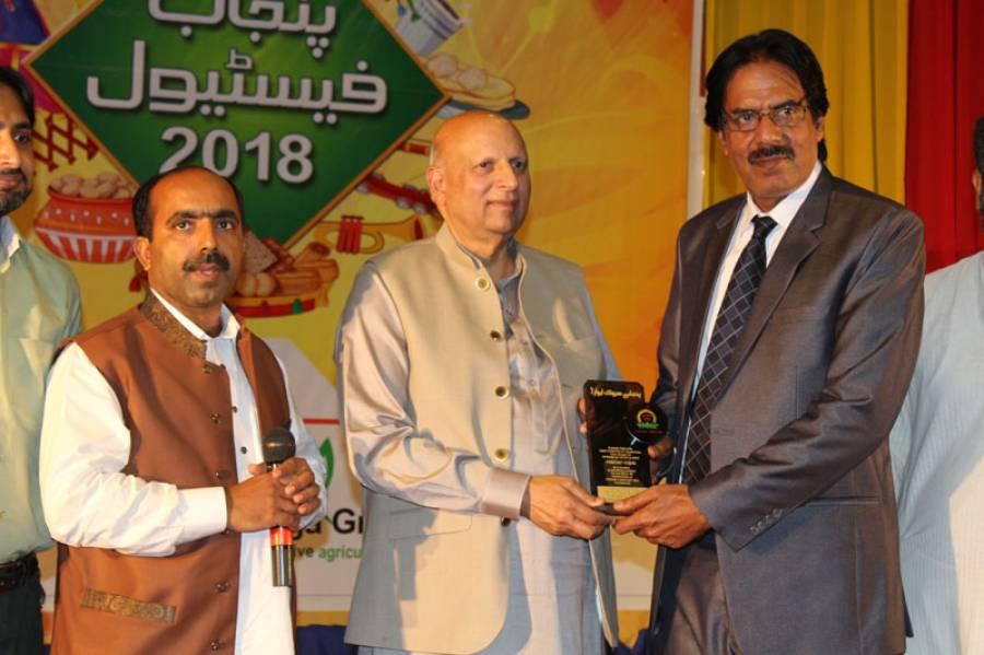 پنجابی پرچار کے زیراہتمام 3روزہ پنجاب فیسٹیول اختتام پذیر، پی ٹی آئی نے وعدہ کرلیا