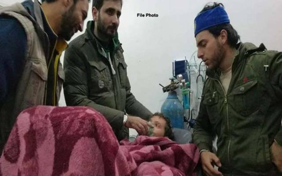 اسلامی تعاونتنظیم کی شام کے شہر دوما پر کیمیائی حملوں کی شدید الفاظ میں مذمت