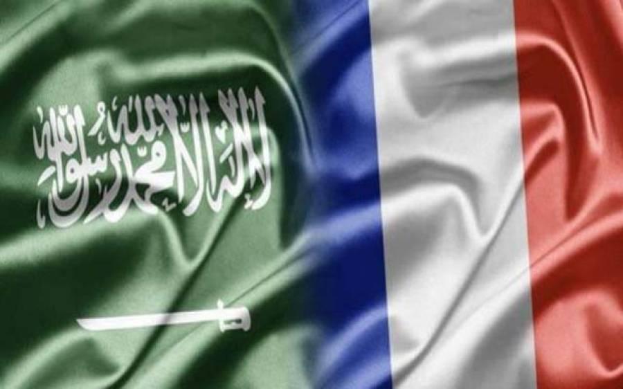 فرانس سعودی عرب میں سرمایہ کاری کرنے والا تیسرا بڑا ملک بن گیا