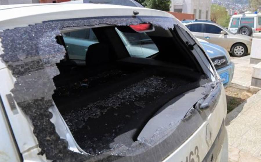 یمن میں اتحادی فورسز کا فضائی حملہ، 33افراد جاں بحق