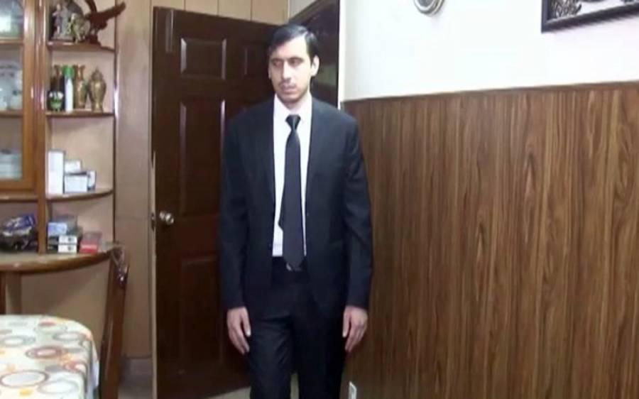 چیف جسٹس پاکستان کا نابینا وکیل کی اپیل کا نوٹس، چیف جسٹس ہائیکورٹ کو دوبارہ انٹرویو لینے کی ہدایت