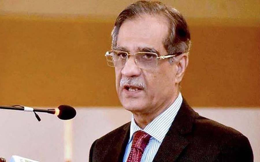 پی ڈبلیو ڈی ملازمین کو تنخواہوں کی عدم ادائیگی:چیف جسٹس پاکستان کا اپنی تنخواہ وصول نہ کرنے کا اعلان
