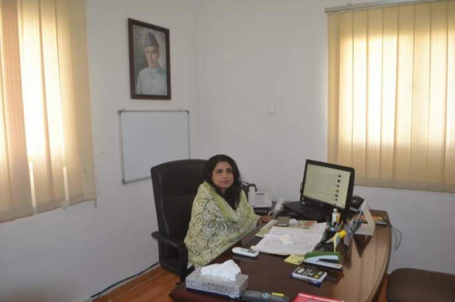 پاکستان نے تاریخ میں پہلی مرتبہ سعودی عرب میں ایک خاتون کو ایسی جگہ پر تعینات کردیا جس کی مثال ڈھونڈنا مشکل ،نئی تاریخ رقم ہوگئی